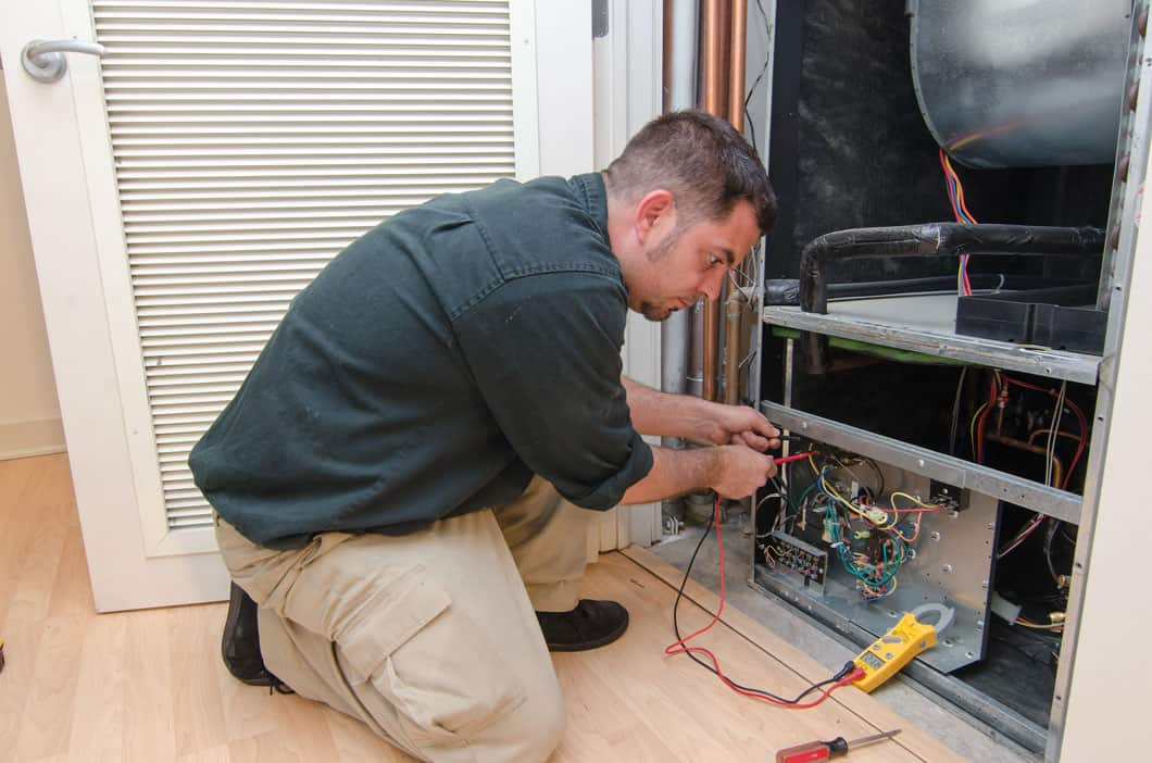 heating and furnace repair in malibu